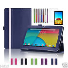 """Leather Case Cover+Gift For 7"""" Dragon Touch Y88X/ Y88 7-Inch Android Tablet DZD"""