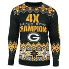 NFL Football Super Bowl Commemorative Crew Neck Sweater - Pick Your Team!