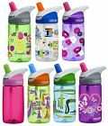 CamelBak Running Cycle Cycling Cycling Hydration Coloured Kids Eddy Bottle 400ml
