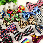 Mens Colorful Bowtie Novelty Wedding Groom Party Cocktail Tuxedo Bow Tie Necktie