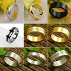 Magical Magnetic Magic Ring 18-21mm Trick Black Silver Gold Powerful Pro PK Size