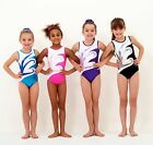 'Peta' girls gymnastics leotard Acro/Acrobatics Age 5-18 - 26,28,30,32,34,36,38