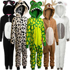 Girls Boys Kids Animal Novelty Costume Onezee  onezie Jumpsuit Pj's fancy dress