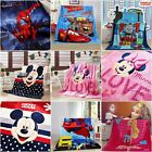 New Cartoon 0.9kg Faux MINK Blankets Single Size Bed Linen 1.5 x 2.0m Comforter