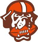 Cleveland Browns cornhole board decal 1 set (2 decals)