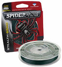Spiderwire Stealth Moss Green 200yds! CHOOSE YOUR SIZE