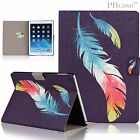 Slim Magnetic Leather Folio Wallet Stand Smart Case Cover Shell For Apple iPad