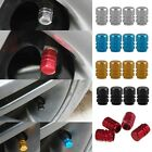 4pcs Wheel Tyre Tire Valve Stems Air Dust Cover Screw Caps Car Truck Bike Cap