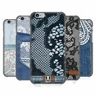 HEAD CASE DESIGNS JEANS AND LACES HARD BACK CASE FOR APPLE iPHONE 6S
