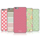 HEAD CASE DESIGNS FRENCH COUNTRY PATTERNS CASE FOR APPLE iPHONE 6S PLUS