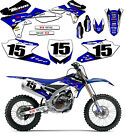 2000-2007 YAMAHA TTR 125 GRAPHICS DECALS 2001 2002 2003 2004 2005 2006 TTR125