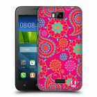 HEAD CASE DESIGNS PSYCHEDELIC PAISLEY HARD BACK CASE FOR HUAWEI Y541
