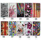 Card Slot Leather Stand Case Cover For Samsung Galaxy Grand Prime G530H G5308W