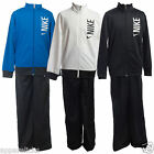 Nike Boy's Tracksuit Full Zip Top & Elasticated Bottoms Pants Running