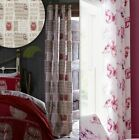 Kids Curtains Fully Lined Ready Made Eyelet Ring Top 66 x 72 For Girls & Boys