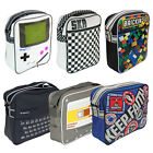 Funky Retro Shoulder Bag. School College Sport Ideal Gift Present Him Her