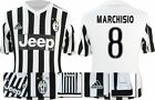 *15 / 16 - ADIDAS ; JUVENTUS HOME SHIRT SS / MARCHISIO 8 = SIZE*