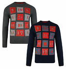 Christmas Jumper New Novelty Xmas Knit Sweater 3D Funny Advent Calendar Light Up