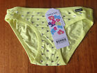Girls Bonds yellow spotty bikini undies. BNWT RRP $8.95. Size 6/8