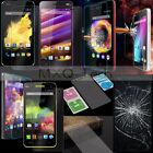 9H Anti-Burst Explosion Premium Tempered Glass Film Screen Protector For WIKO