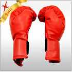 *STADIUM SPORTS* - BOXING PUNCHING MITTS- BOXING GLOVE RED/BLACK - GLOVES