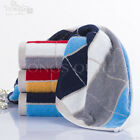 BRAND Red / Blue Cotton Fast Drying Travel Camping Sport Hand Towel 1Ps 34*74cm