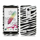 For Boost Mobile LG Tribute 2 HARD Protector Case Snap On Phone Cover