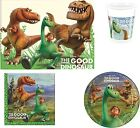 DISNEY THE GOOD DINOSAUR BIRTHDAY PARTY TABLEWARE NAPKINS PLATES CUPS TABLECOVER