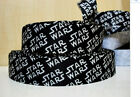 Star Wars Ribbon I love Star Wars Black and White 1m long $2.35 AUD