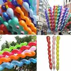 10-100pcs Large Giant Latex Rubber Spiral Balloons Birthday Wedding Party 1.5M