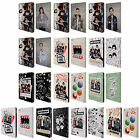 OFFICIAL ONE DIRECTION 1D MADE IN THE A.M. LEATHER BOOK CASE FOR APPLE iPAD