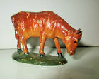 ANCIENNE FIGURINE STYLE STARLUX CLAIRET ANIMAUX N°4 (5x7cm)