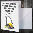 FUNNY OFFENSIVE CARD ANNIVERSARY BIRTHDAY HER BEST FRIEND