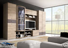 Wall unit GRACE- TV CABINETS / TV STANDS / - Entertainment unit - 305 cm wide