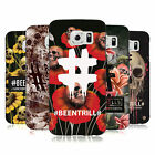 OFFICIAL BEEN TRILL FLORAL AND SKULLS HARD BACK CASE FOR SAMSUNG PHONES 1