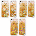 HEAD CASE DESIGNS SNOWFLAKES GOLD GLITTER CASE FOR APPLE iPHONE SAMSUNG PHONES