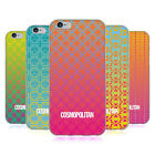 OFFICIAL COSMOPOLITAN FUN SUMMER SOFT GEL CASE FOR APPLE iPHONE PHONES