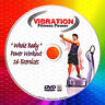 More images of Vibrapower Disc Vibration Power Plate Exercise Workout DVD