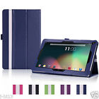 """Leather Case Cover For 10.1"""" Android (Poofek/NeuTab/Tagital...) Tablet DZD"""