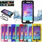 Waterproof Full Buttons Underwater Swimming Case Cover For Samsung Galaxy Note4