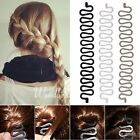 Hot Women Fashion Bun Maker Braid Tool Hair Styling Clip Stick Hair Accessories