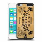 HEAD CASE DESIGNS SPIRIT BOARDS SOFT GEL CASE FOR APPLE iPOD TOUCH MP3