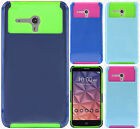 Alcatel ONETOUCH Fierce XL NEST HYBRID HARD Case Rubber Phone Cover Accessory