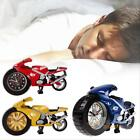 Fashion Digital Motorcycle Creative Home Office Desk Alarm Clock Cool Gift New