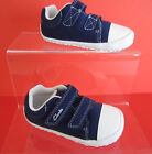Clarks Boys Doodles 'Little Chap' Navy F Fit UK Sizes 2.5 & 5 (KR)