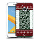 HEAD CASE DESIGNS KNITTED CHRISTMAS SOFT GEL CASE FOR HTC PHONES 1