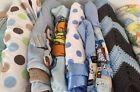 42 30x45 Various Character/Brand Baby Minky Plush Crib Blankets {Sold Separate}