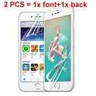 2x (Front +Back) HD Clear Screen Protector Film Cover for iPhone 6 6S Plus