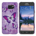 For Samsung Galaxy S6 ACTIVE G890 Stylish Hard Back Case Cover Accessory