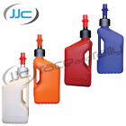 20 Litre Square Design Quick Refuelling Petrol Dump Churn/Jug/Container - Race